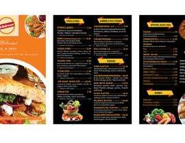 #48 untuk Create new restaurant menu ( for screen display & print) oleh rommanshahid