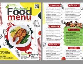 #47 untuk Create new restaurant menu ( for screen display & print) oleh SK813