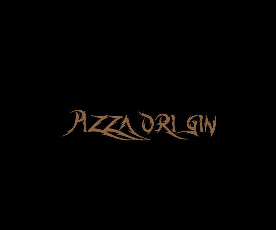 Penyertaan Peraduan #                                        100                                      untuk                                         design logo for pizza shop