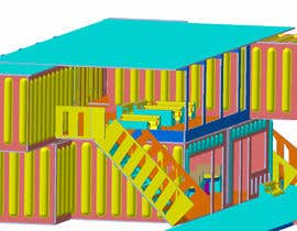 #5 for <<< 3D Sketch of Container Design >>> by bpsbalan