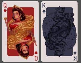 #6 for Card Game graphic design by yanayasinkova