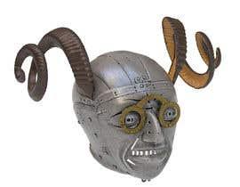 Nro 23 kilpailuun Render a Helmet käyttäjältä aimadbro