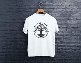 Nro 176 kilpailuun Summer Camp t-shirt design käyttäjältä srmon
