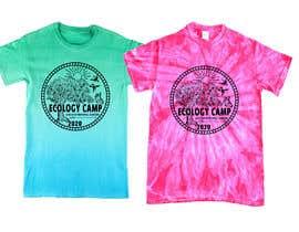 Nro 63 kilpailuun Summer Camp t-shirt design käyttäjältä varuniveerakkody