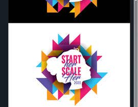 """#192 for Create a Logo for a Women's Business Conference titled: """"Start HER Scale HER 2020"""" by OndinaLeon"""