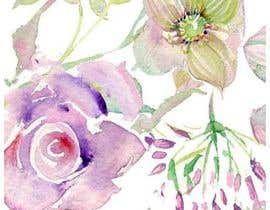 #7 für Erstellen Sie mir ein Blumenmuster von sharif106