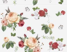 #3 für Erstellen Sie mir ein Blumenmuster von eziosf98