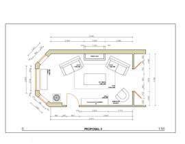 #8 untuk Furniture Placement oleh ArqPortillo