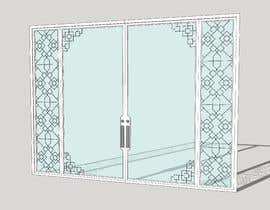 #24 for Design Iron and Glass Doors af archvizwork