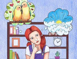 #13 for Childrens book illustrator by luismoncada1082