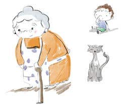 #70 for Childrens book illustrator by aracelidelcerro