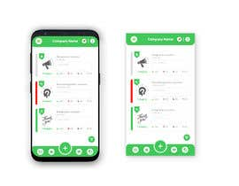 #4 for Need the best Mobile UI design for a ready wireframe by fazlerabbi0
