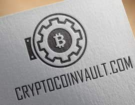 #4 cho Design a Logo for Crypto Coin Vault bởi JEDIDJ