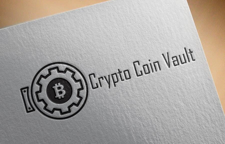 Bài tham dự cuộc thi #                                        17                                      cho                                         Design a Logo for Crypto Coin Vault