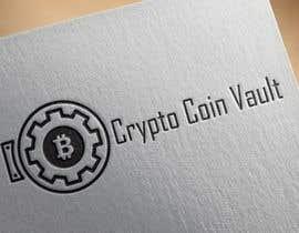 #17 cho Design a Logo for Crypto Coin Vault bởi JEDIDJ