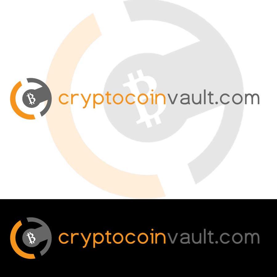 Bài tham dự cuộc thi #                                        10                                      cho                                         Design a Logo for Crypto Coin Vault