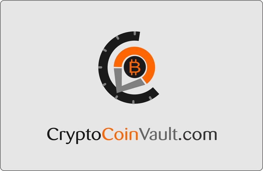 Bài tham dự cuộc thi #                                        64                                      cho                                         Design a Logo for Crypto Coin Vault