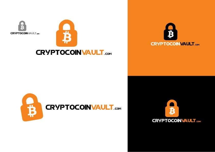 Bài tham dự cuộc thi #                                        16                                      cho                                         Design a Logo for Crypto Coin Vault