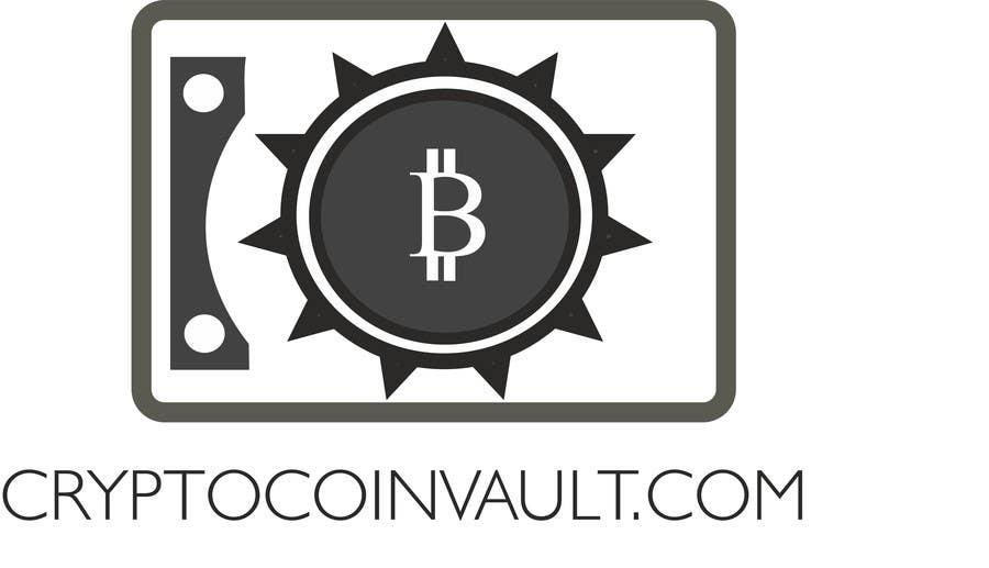 Bài tham dự cuộc thi #                                        60                                      cho                                         Design a Logo for Crypto Coin Vault