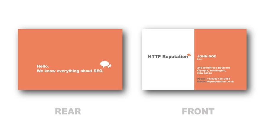 #8 for Business Card and letter head Design for httpreputation by yllinor
