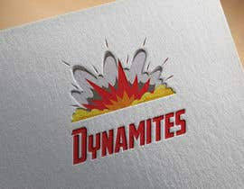 #151 for Team Logo - Dynamites af tatyanalauden