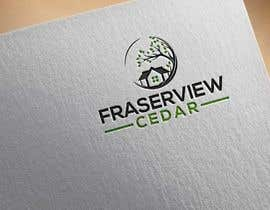 #102 for Fraserview cedar Logo by mnahidabe