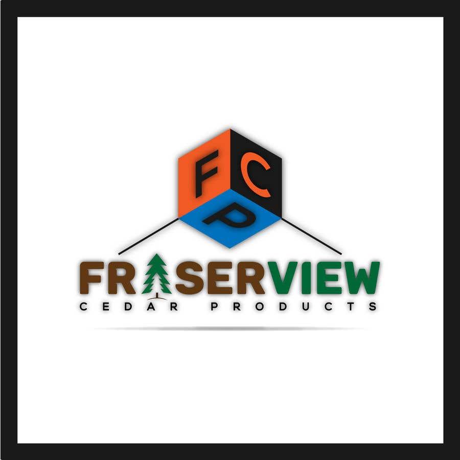 Bài tham dự cuộc thi #187 cho Fraserview cedar Logo