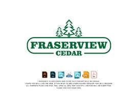 #95 for Fraserview cedar Logo by jimlover007