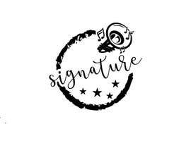 #167 for Signature logo af gavinbrand