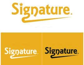 #88 cho Signature logo bởi rahulvalder