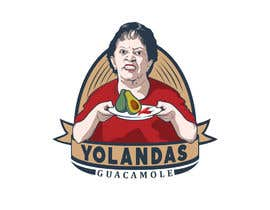 """#88 for Logo Design for """"Yolandas Guacamole"""" by alfawidharta"""