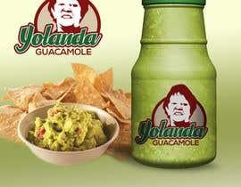 """#86 for Logo Design for """"Yolandas Guacamole"""" by prodesign205"""