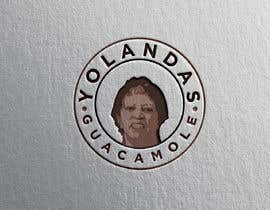 "#42 for Logo Design for ""Yolandas Guacamole"" af habiburhr7777"