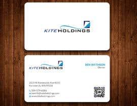 #670 para Business card design competition de Shuvo2020