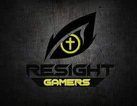 #62 for Resight Gamers Youtube Logo by AlejQ17