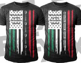 #45 for Italian American T-Shirt Design by Exer1976
