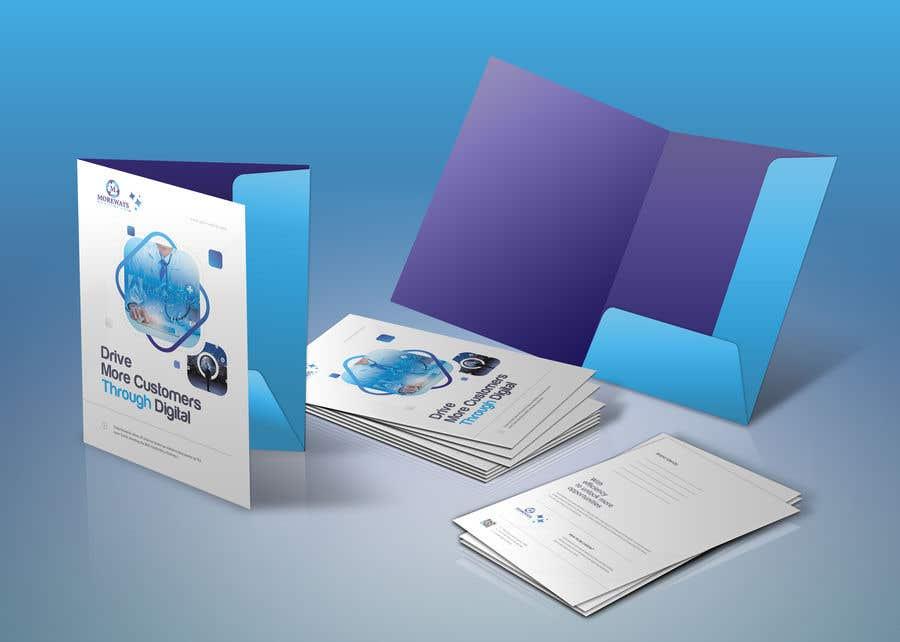 Contest Entry #5 for Design an A4 presentation folder