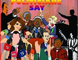 #59 for Politicians Say album artwork by rashendramath34