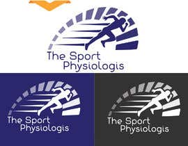 #166 for Design a logo for a Sports Physiologist by Maxbah