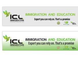 Nro 7 kilpailuun Design a Signboard for our Immigration Business käyttäjältä ExpertSajjad