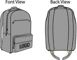 #3 for Diaper bag backpack Design af anwarbappy