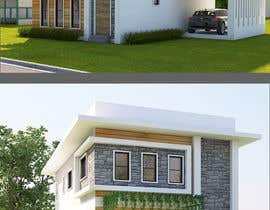 #69 for House exterior design - Elevation plans by rashid78614