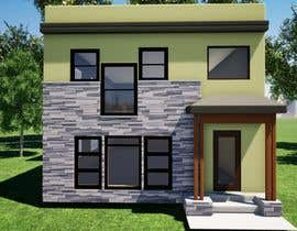 #72 for House exterior design - Elevation plans by rizd
