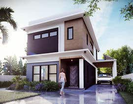 #14 for House exterior design - Elevation plans by robmendz08