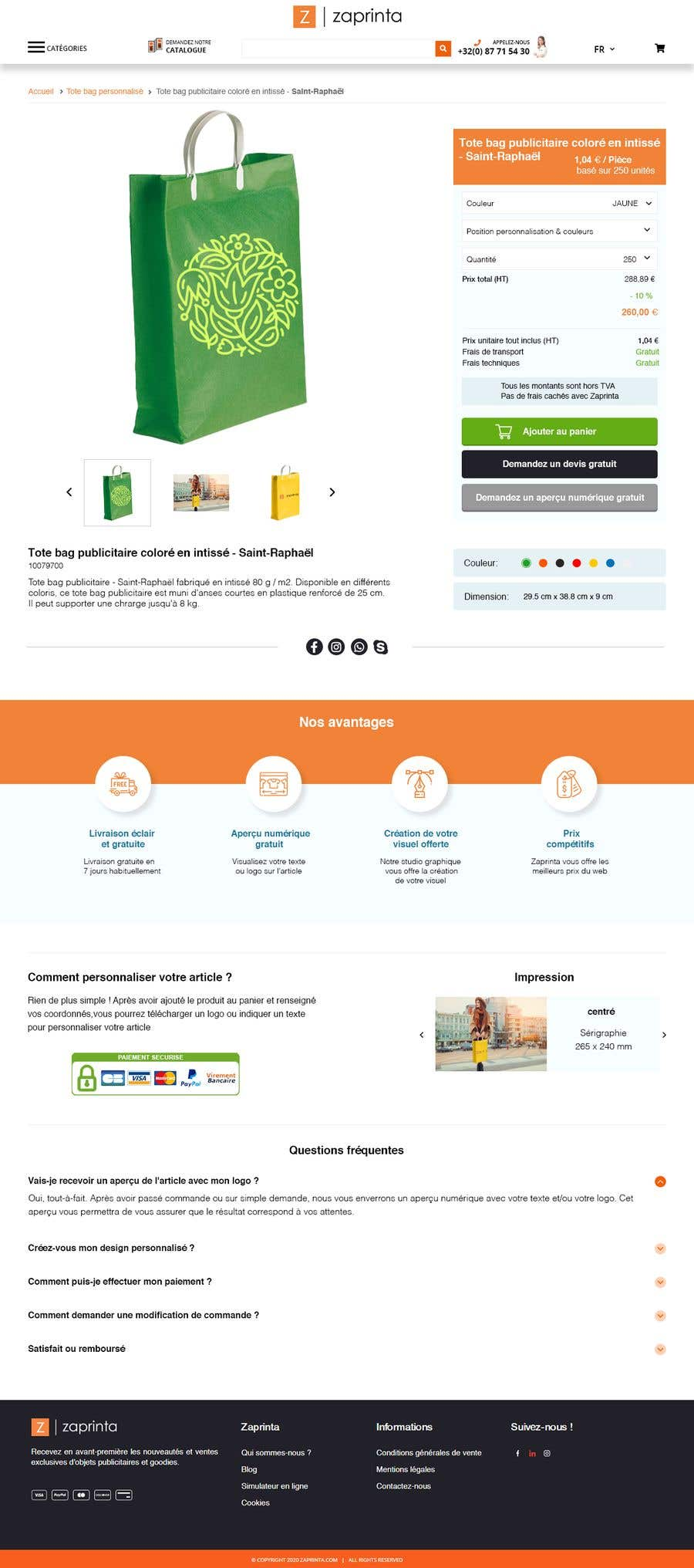 Penyertaan Peraduan #                                        52                                      untuk                                         Create a new product page template for my E-commerce website
