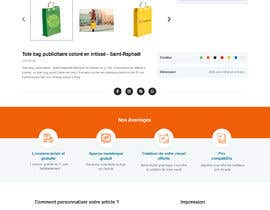 #39 untuk Create a new product page template for my E-commerce website oleh shakilaiub10