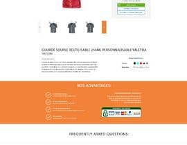 #31 untuk Create a new product page template for my E-commerce website oleh blendarkabashi