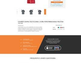#34 untuk Create a new product page template for my E-commerce website oleh blendarkabashi