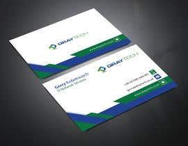 #1094 for business card design by naveedahm09
