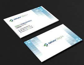 #1097 for business card design by tanvirhaque2007